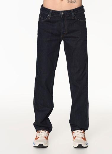 Mustang Jean Pantolon | Normal Bel Slim Lacivert